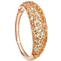 Браслет Damiani Via Lattea розовое золото, бриллианты (20044695)