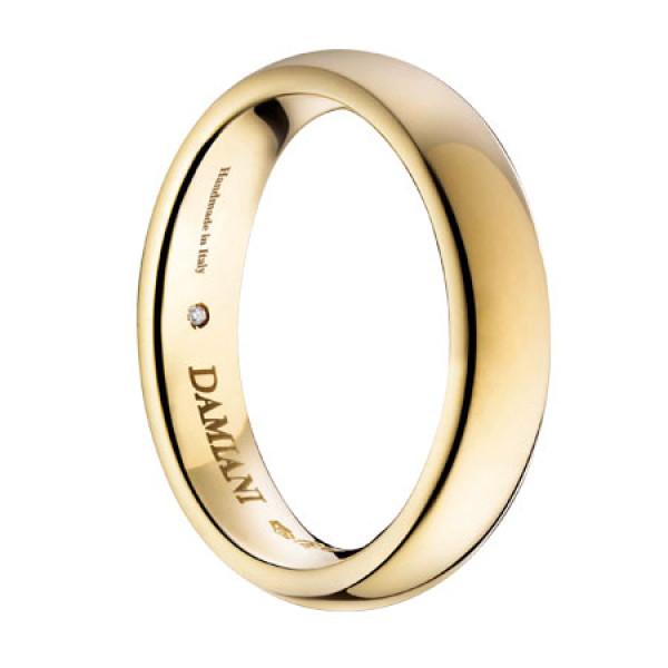 Обручальное кольцо Damiani Noi2, желтое золото (20035599)