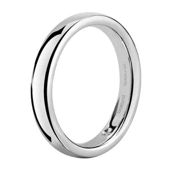 Обручальное кольцо Damiani Noi2, белое золото (20035686)