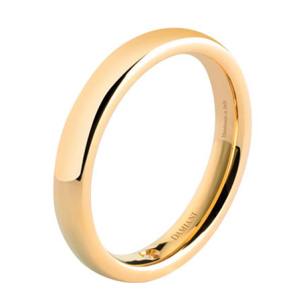 Обручальное кольцо Damiani Noi2, желтое золото (20035708)