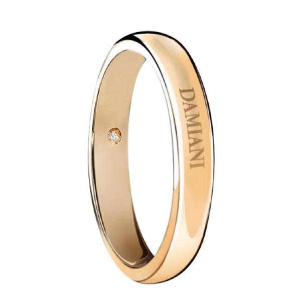 Обручальное кольцо Damiani Noi2, желтое золото (20035813)