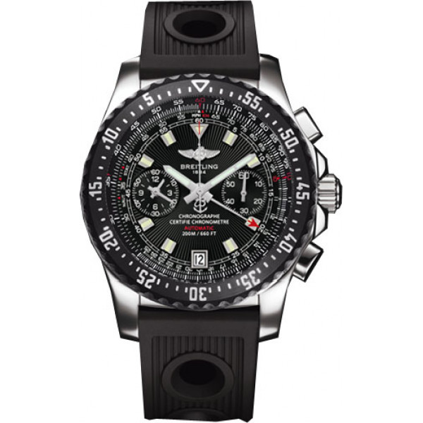 Breitling watches Skyracer Raven