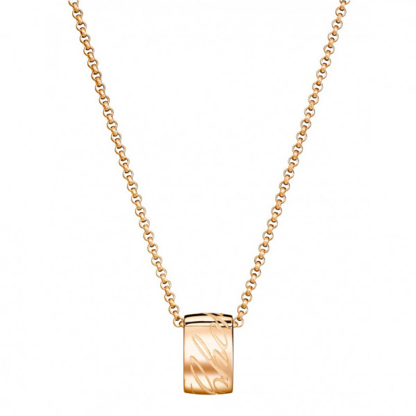 Подвеска Chopard Chopardissimo розовое золото (796580-5001)