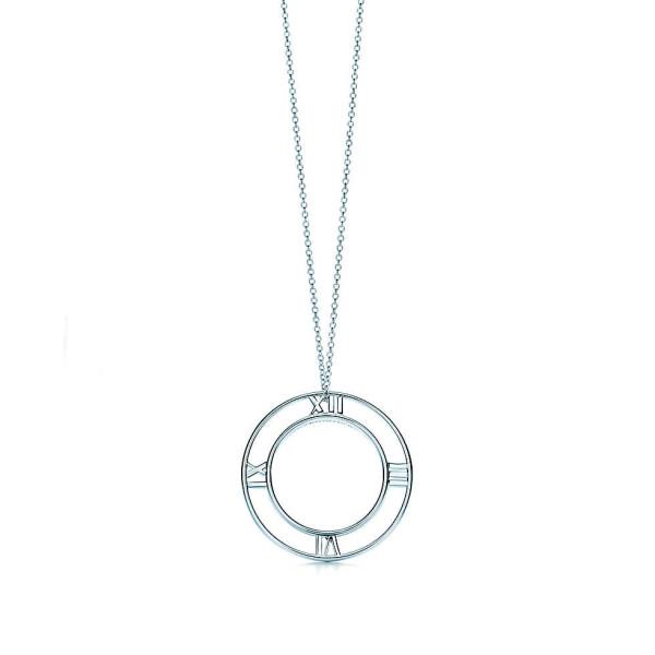 Подвеска Tiffany & Co Atlas, серебро (32948529)