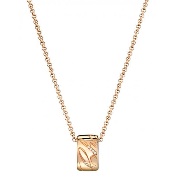 Подвеска Chopard Chopardissimo розовое золото, бриллианты (796580-5003)