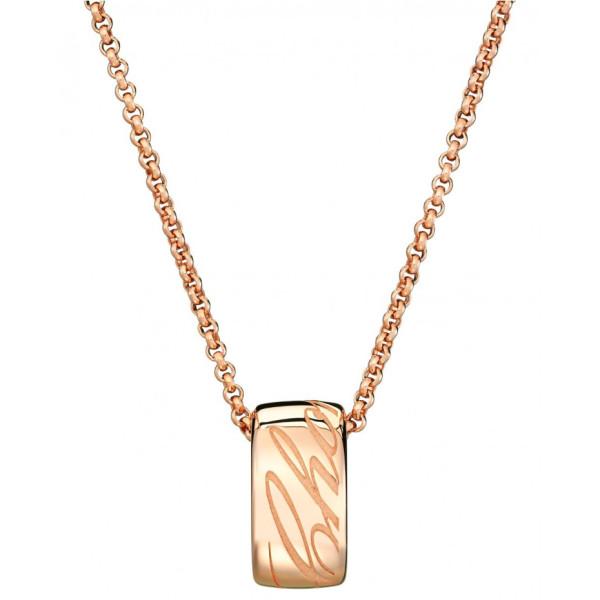 Подвеска Chopard Chopardissimo розовое золото (796582-5001)