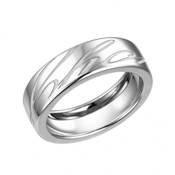 Кольцо Chopard Chopardissimo белое золото (827940-1110)