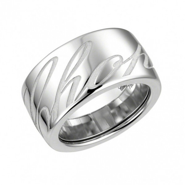 Кольцо Chopard Chopardissimo белое золото (826580-1110)