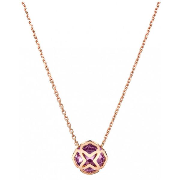 Колье Chopard Imperiale розовое золото, аметист (819225-5001)