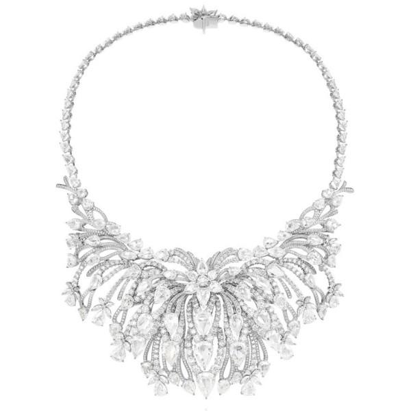 Набор Chopard Red Carpet Collection белое золото, бриллианты (819516-1001)