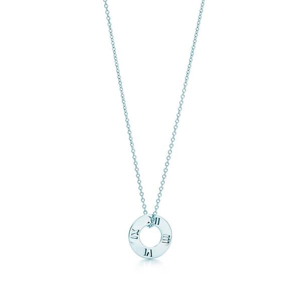 Подвеска с отверстиями Tiffany & Co Atlas, серебро (30419375)