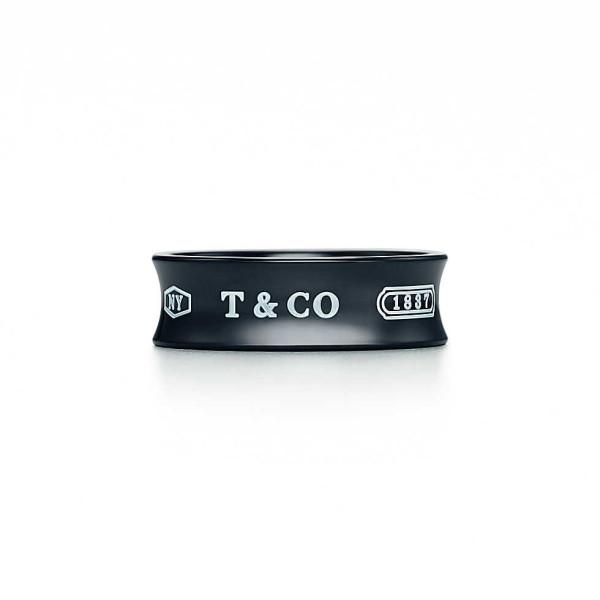 Кольцо Tiffany 1837, титан (31410762)