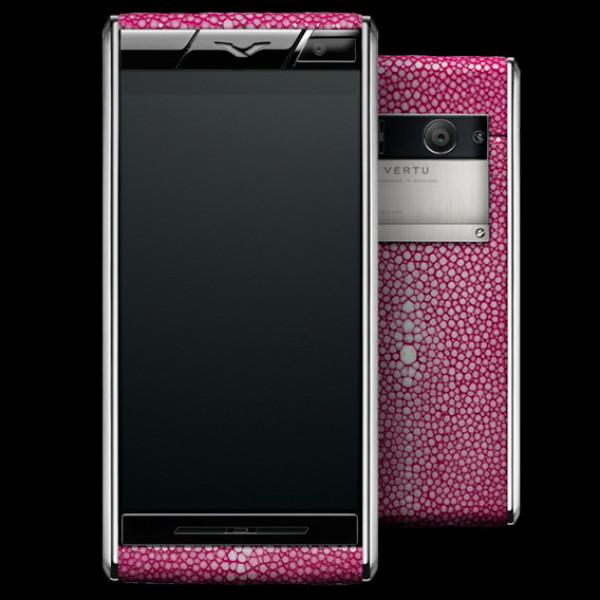 Vertu Aster Stingray Pink LE280
