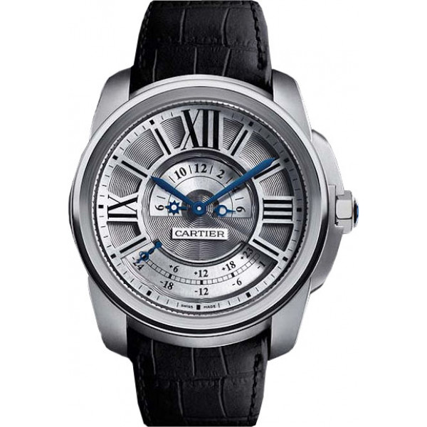 Cartier watches Multiple Time Zone Watch With Caliber 9909 MC