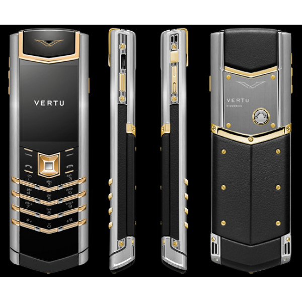 Vertu Signature S Design Mixed Metals