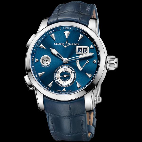 Ulysse Nardin Dual Time Manufacture