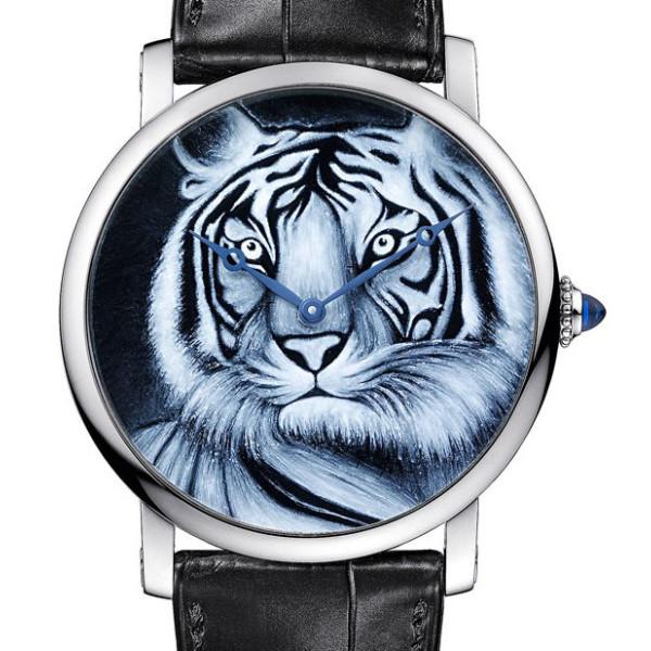 Cartier watches Cartier d`Art Rotonde
