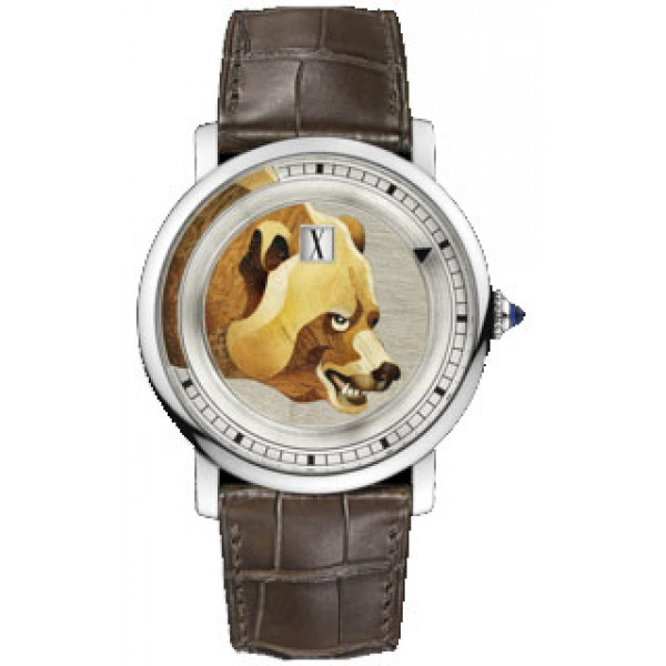 Cartier watches Cartier d`Art Rotonde Limited Edition 50