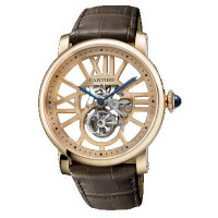 Cartier watches Flying Tourbillon Limited Edition 100