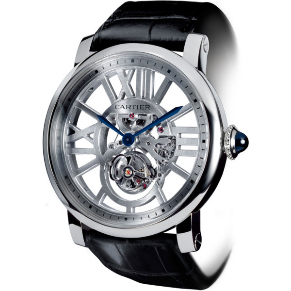 Cartier watches Skeleton Flying Tourbillon Limited Edition 100