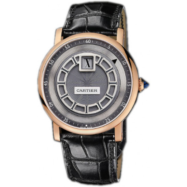 Cartier watches Jumping Hours