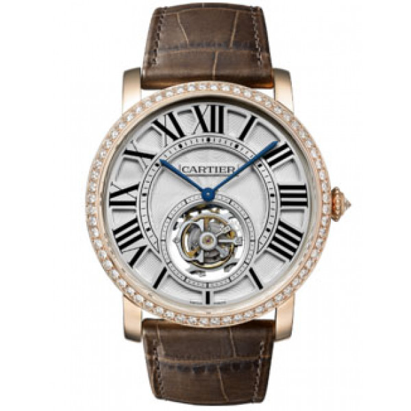 Cartier watches Flying Tourbillon