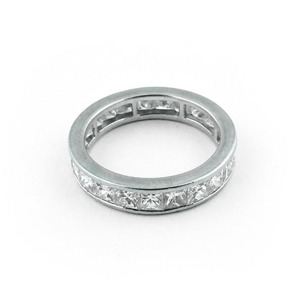Кольцо Boucheron, белое золото 750, бриллианты