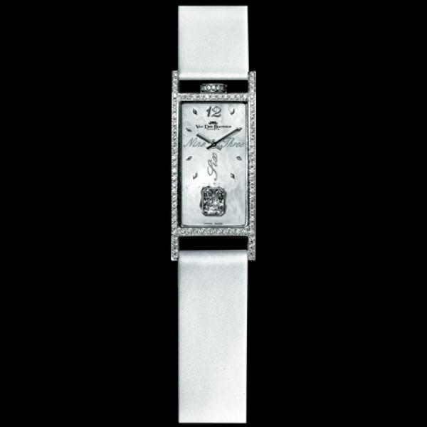 Van Der Bauwede Diamond Solitaire (13495)