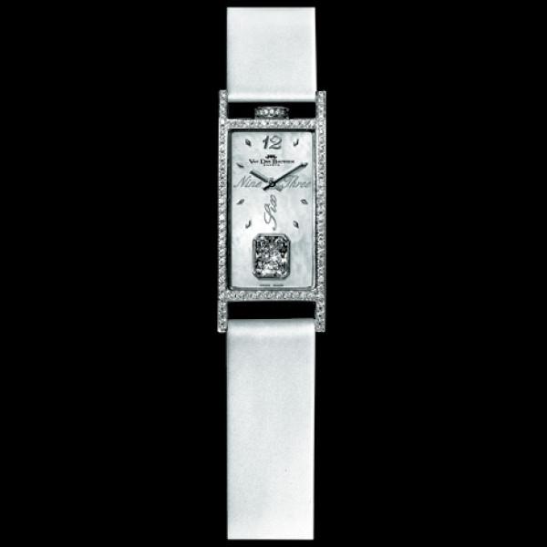 Van Der Bauwede Diamond Solitaire (13496)