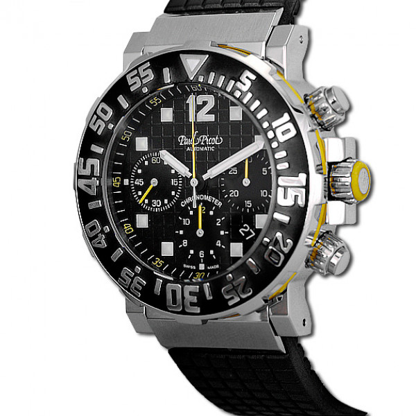 Paul Picot Plongeur C-Type Chronograph
