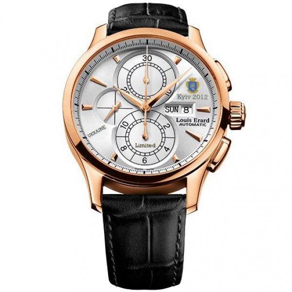 Louis Erard Chrono 1931 EURO 2012 Kyiv Limited Edition 1
