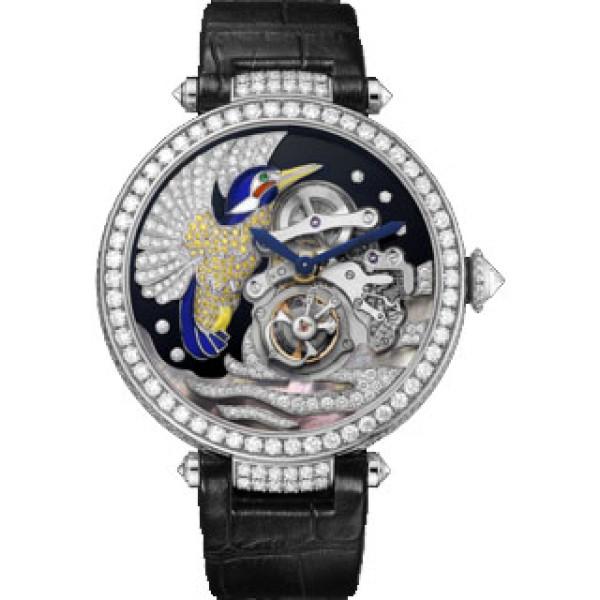 Cartier watches Tourbillon and Bird