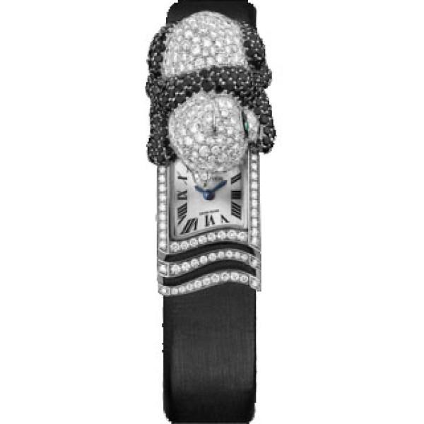 Cartier watches Secret Panda