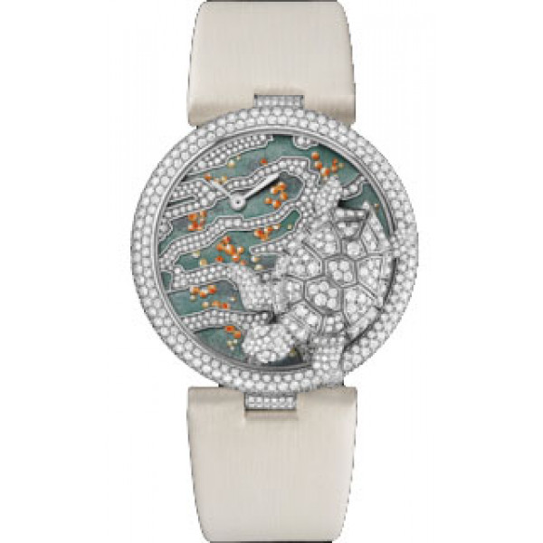 Cartier watches Turtle Limited Edition 80