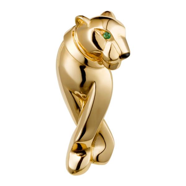 Брошь Cartier Panthere de Cartier, желтое золото