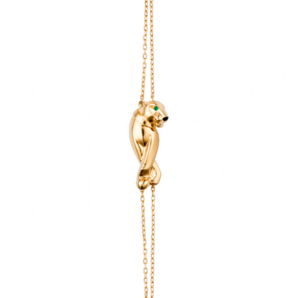 Браслет Cartier Panthere de Cartier, желтое золото