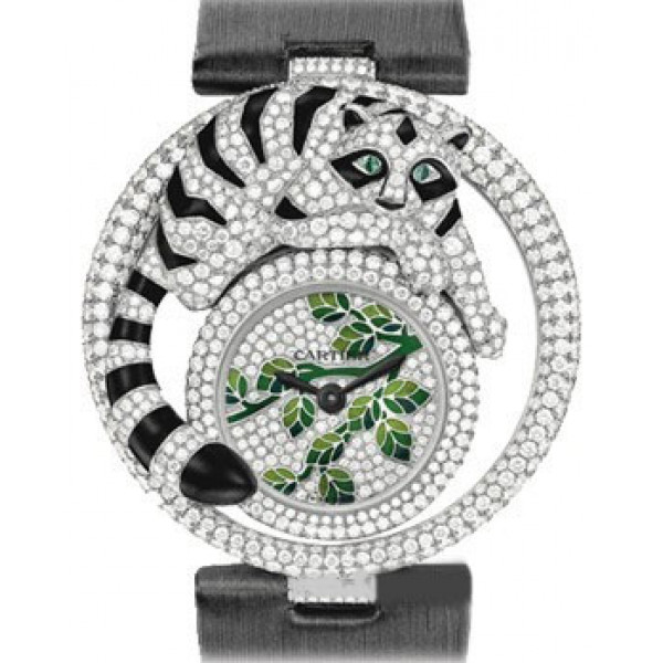 Cartier watches Racoon Limited Edition 60