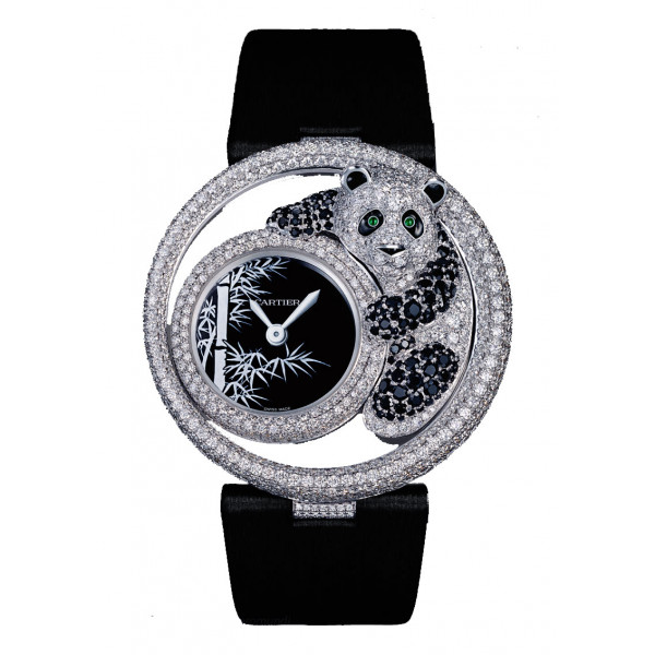 Cartier watches Panda Limited Edition 50