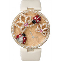 Cartier watches Ladybirds