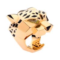 Кольцо Cartier Panthere de Cartier, желтое золото