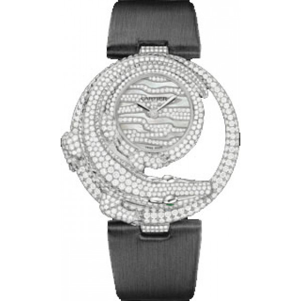 Cartier watches Crocodile Limited Edition 100