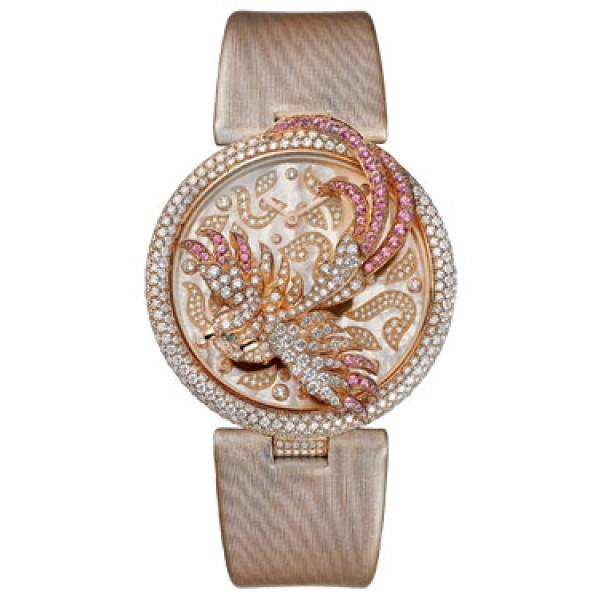 Cartier watches Cockatiel Limited Edition 100