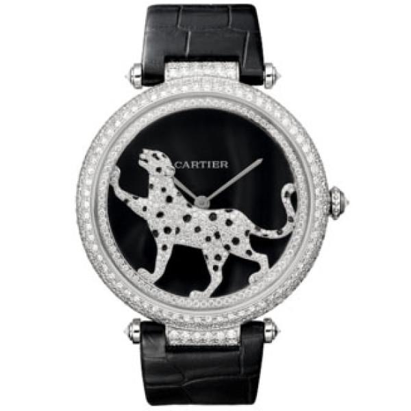 Cartier watches Masse Secrete Panther