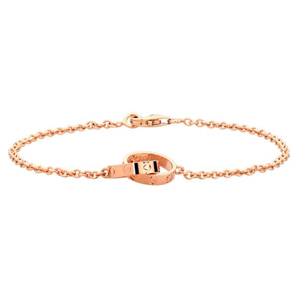 Браслет Cartier Love, розовое золото