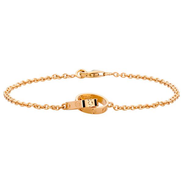 Браслет Cartier Love, желтое золото
