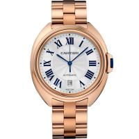 Cle de Cartier, розовое золото