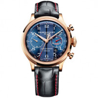 Baume & Mercier Capeland Shelby Cobra Red Gold Limited Edition 98