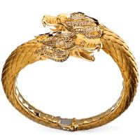 Браслет Carrera y Carrera Circulos de Fuego, желтое золото, бриллианты
