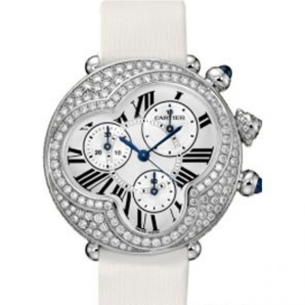 Cartier watches Ronde perlee