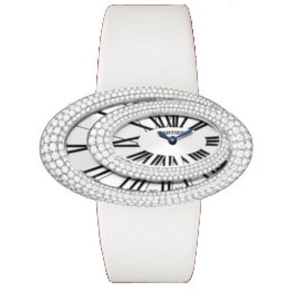 Cartier watches Baignoire Hypnose